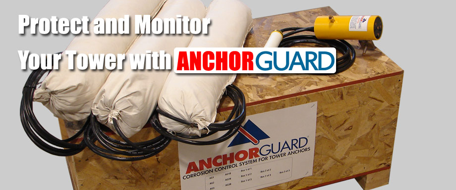 AnchorGuard Anchor Corrosion Protection and Monitoring